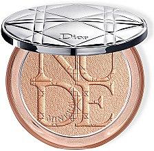 Parfémy, Parfumerie, kosmetika Pudr na obličej - Dior Diorskin Mineral Nude Luminizer Powder