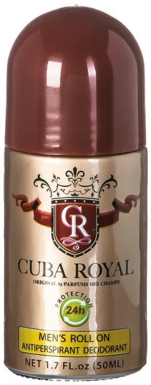 Cuba Royal - Kuličkový deodorant