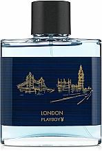 Parfémy, Parfumerie, kosmetika Playboy London - Toaletní voda