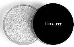 Parfémy, Parfumerie, kosmetika Sypký matující pudr - Inglot Mattifying Loose Powder
