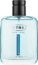Parfémy, Parfumerie, kosmetika STR8 Live True - Toaletní voda