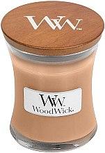Parfémy, Parfumerie, kosmetika Vonná svíčka ve sklenici - WoodWick Golden Milk