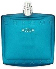 Parfémy, Parfumerie, kosmetika Azzaro Chrome Aqua - Toaletní voda (tester bez víčka)