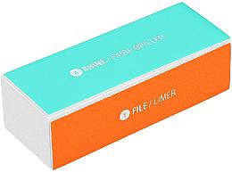 Parfémy, Parfumerie, kosmetika Profesionální lešticí blok na nehty - Tools For Beauty 4-way Nail Buffer Block Regular