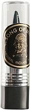 Parfémy, Parfumerie, kosmetika Kajalová tužka na oči - Song Of India Herbal Indian Kajal