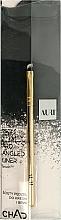 Parfémy, Parfumerie, kosmetika Štětec na obočí zkosený, 210 - Auri Chad Pro Angled Liner Brush