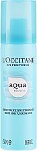 Parfémy, Parfumerie, kosmetika Ultrahydaratční sprej na obličej - L'Occitane Aqua Reotier Fresh Moisturizing Mist