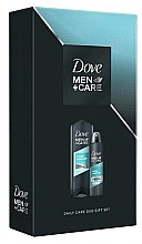 Parfémy, Parfumerie, kosmetika Sada - Dove Men + Care Daily Care Duo Gift Set (deo/150ml + sh/gel/400ml)