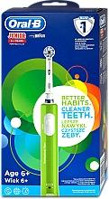 Parfémy, Parfumerie, kosmetika Dětský elektrický zubní kartáček, od 6 let - Oral-B Braun Junior