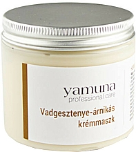 Parfémy, Parfumerie, kosmetika Krémová pleťová maska s koňským kaštanem a arnikou - Yamuna Horse Chestnut & Arnica Cream Mask