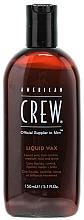 Parfémy, Parfumerie, kosmetika Tekutý vosk na vlasy - American Crew Classic Liquid Wax