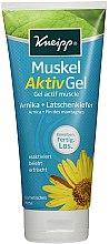 Parfémy, Parfumerie, kosmetika Chladivý gel s arnikou - Kneipp Arnica Muscle Active Gel