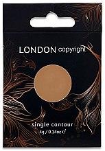 Parfémy, Parfumerie, kosmetika Pudr na konturování obličeje - London Copyright Magnetic Face Powder Contour