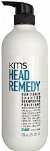 Parfémy, Parfumerie, kosmetika Hluboce čistící šampon - KMS California Head Remedy Deep Cleanse Shampoo