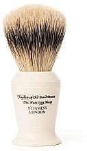 Parfémy, Parfumerie, kosmetika Holicí štětec, S376 - Taylor of Old Bond Street Shaving Brush Super Badger size L