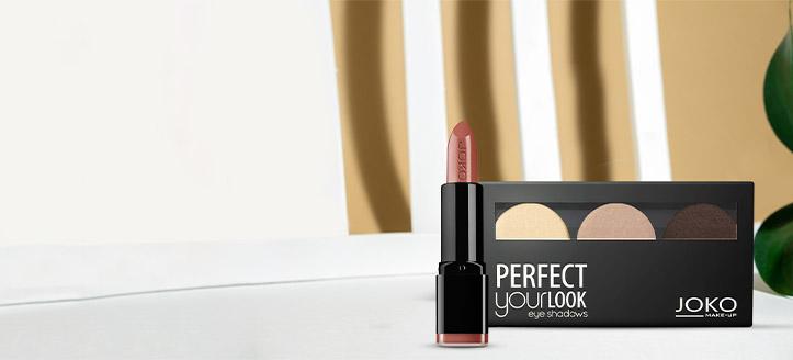 K nákupu produktů Joko v hodnotě nad 233 Kč získej oční stíny jako dárek