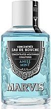 Parfémy, Parfumerie, kosmetika Ustní voda Anýz a máta - Marvis Concentrate Anise Mint Mouthwash