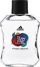 Parfémy, Parfumerie, kosmetika Adidas Team Five - Lotion po holení