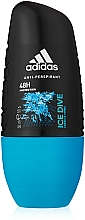 Parfémy, Parfumerie, kosmetika Kuličkový deodorant - Adidas Anti-Perspirant Ice Dive 48h