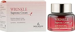 Parfémy, Parfumerie, kosmetika Vyživující krém se ženšenem - The Skin House Wrinkle Supreme Cream