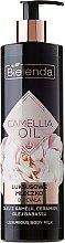 Parfémy, Parfumerie, kosmetika Tělové mléko - Bielenda Camellia Oil Luxurious Body Milk
