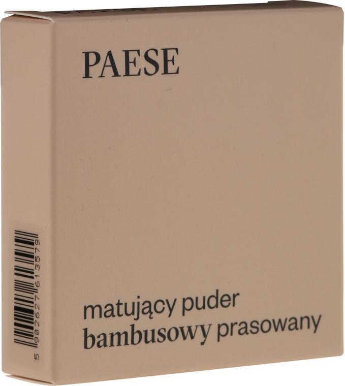 """Pudr na obličej """"Matující"""" - Paese Powder Mate — foto N1"""