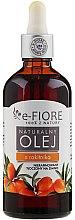 Parfémy, Parfumerie, kosmetika Rakytníkový olej - E-Fiore Natural Oil