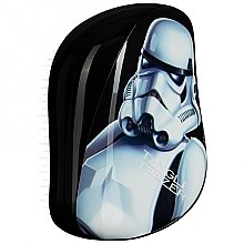 Kompaktní kartáč na vlasy - Tangle Teezer Compact Styler Star Wars Storm Trooper Brush — foto N2