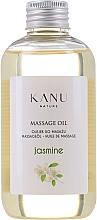 Parfémy, Parfumerie, kosmetika Masážní olej Jasmín - Kanu Nature Jasmine Massage Oil
