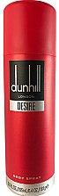 Parfémy, Parfumerie, kosmetika Alfred Dunhill Desire Red - Sprej na tělo