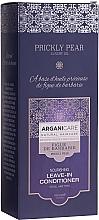 Parfémy, Parfumerie, kosmetika Výživný bezoplachový kondicionér na vlasy s opuncií - Arganicare Prickly Pear Nourishing Leave-in Conditioner