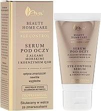 Parfémy, Parfumerie, kosmetika Sérum na oči - Ava Laboratorium Beuty Home Care Eye Contour Serum With Algae & Coenzyme Q10