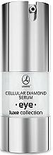 Parfémy, Parfumerie, kosmetika Oční sérum - Lambre Luxe Collection Cellular Diamond