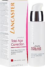 Parfémy, Parfumerie, kosmetika Korektor na obličej - Lancaster Total Age Correction Amplified Dark Spot Corrector