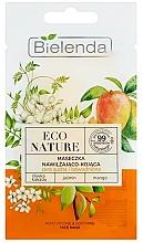 Parfémy, Parfumerie, kosmetika Hydratační a zklidňující pleťová maska - Bielenda Eco Nature