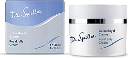 Parfémy, Parfumerie, kosmetika Hydratační krém s mateří kašičkou pro mastnou pleť - Dr. Spiller Royal Jelly Cream