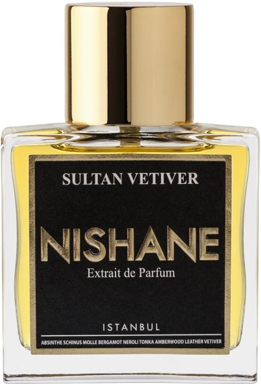 Nishane Sultan Vetiver - Parfémy — foto N1