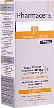 Parfémy, Parfumerie, kosmetika Multifunkční krém na psoriázu na obličej a tělo - Pharmaceris P Psoritar Inensive