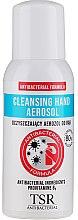 Parfémy, Parfumerie, kosmetika Antibakteriální sprej na ruce - TSR Antibacterial Cleansing Hand Aerosol