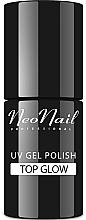Parfémy, Parfumerie, kosmetika Svrchní lak s lesklým finišem - NeoNail Professional Top Glow