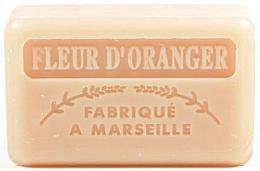 Parfémy, Parfumerie, kosmetika Marseille mýdlo Pomerančový květ - Foufour Savonnette Marseillaise