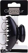 Parfémy, Parfumerie, kosmetika Sponka do vlasů, 0216, černá - Glamour