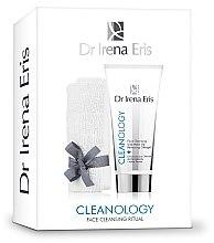 Parfémy, Parfumerie, kosmetika Sada - Dr Irena Eris Cleanology Face Cleansing Ritual (towel+gel/175ml)