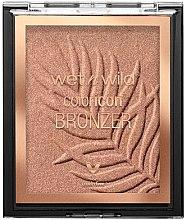 Parfémy, Parfumerie, kosmetika Bronzer na obličej - Wet N Wild Color Icon Bronzer