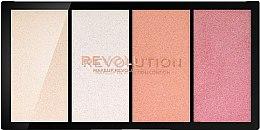 Parfémy, Parfumerie, kosmetika Paleta rozjasňovačů - Makeup Revolution Re-Loaded