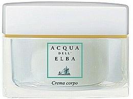 Parfémy, Parfumerie, kosmetika Acqua dell Elba Classica Women - Hyaluronový tělový krém