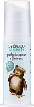 Parfémy, Parfumerie, kosmetika Zubní pasta pro děti s fluorem - Sylveco