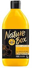 Parfémy, Parfumerie, kosmetika Hydratační balzám na tělo - Nature Box Macadamia Oil