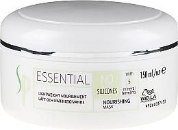 Parfémy, Parfumerie, kosmetika Výživná maska na vlasy - Wella SP Essential Nourishing Mask