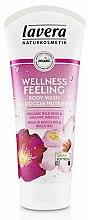 Parfémy, Parfumerie, kosmetika Sprchový gel - Lavera Wellness Feeling Organic Wild Rose & Organic Hibiscus